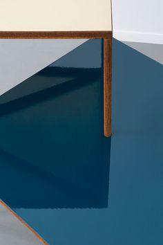 Detail Shot of Furniture by Muller Van Severen http://www.lmpmproductions.com/dailymusings/