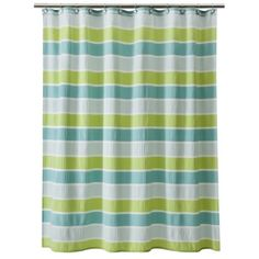 Having trouble choosing a shower curtain.  Target Home™ Stripe Shower Curtain.Opens in a new window