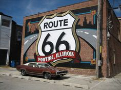 4. Illinois Route 66 Hall of Fame and Museum - 110 W. Howard St. Pontiac, Illinois