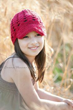 The Taylor cap- free crochet pattern
