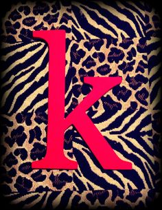 K S Wallpaper ... about Monograms on Pinterest | Letter k, Vinyl wall decals and eBay