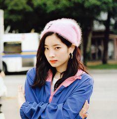 Dahyun-Twice Likey Monograph Nayeon, South Korean Girls, Korean Girl Groups, Hoseok, Twice Songs, Rapper, Sana Momo, Twice Dahyun, Twice Kpop
