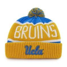 NEW  Shop Here: https://www.fanglamour.com/products/47-ucla-bruins-calgary-cuff-knit  #fanglamour #collegiateglamour #proglamour #cgfangear  #girlswholovesports #college #gameday #gamedayready #collegefootball #NCAA #hoops #basketball #collegehoops #NBA #gifts #holidaygifts #holidayshopping #shopping #UCLA #beanie #UCLAbruins #bruins #LA #losangeles