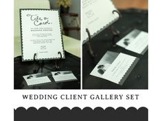 WEDDING CLIENT GALLERY CARD