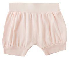 "Finn + Emma ""Pearl"" Organic Bubble Shorts"
