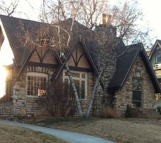 favorite tudor in Brookside neighborhood