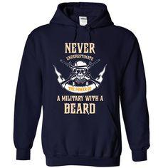 A MILITARY With A Beard