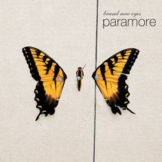 Paramore - brand new eyes Vinyl Record