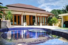 Check out this awesome listing on Airbnb: Nai Harn Beach Pool Villa - Houses for Rent in Rawai