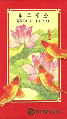 red packet. One if the most popular traditions in Chinese Culture is to offer good luck in the form of a red envelope. #chinese new year Http://patricialee.me