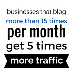 Your website has to be informative, entertaining and regularly updated in order to gain traffic. Blogging is the best way to do so: keep it interesting, enlightening and up-to-date and watch your search engine ranking rise and your visitors increase.