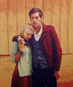 Scarlet and Gunnar.