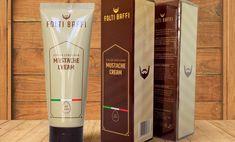 Cream penumbuh brewok terbaik di dunia Folti Baffi