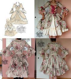 Rococo lolita dress by ~zeloco on deviantART