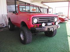1973 International Harvester Scout Scout 2