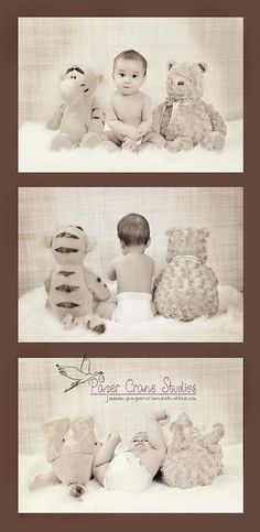 Aiden's 8 months old baby photo shoot ... so cute!!