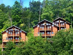 The Cabins of Winfield Heights - At The Top,  Above The Rest, Eagles's Nest, The Great Escape, Sunset Ridge and Southern Comfort
