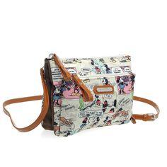 D40-2.Disney Mickey Mouse Women Multi Clutch Cross Body Shoulder Bag #Disney #Clutch