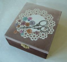 from www.kreatywnie.com with Calambour Paper CAL 78 SEWING KIT