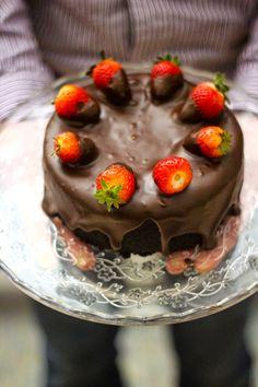 As Minhas Receitas: Bolo Supremo de Chocolate