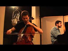 Wild Bulgarian Folk Dance for Cello and Piano - Nicholas Canellakis and Michael Brown - YouTube