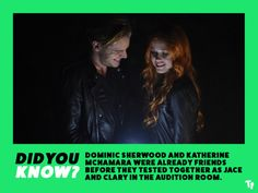 Photo of Did You Know? for fans of Shadowhunters TV Show.