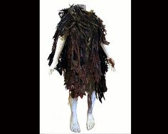 Costume Embroidery & Illustration by Michele Carragher for Film & TV - Child of the Forest Gallery