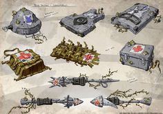 Entertainment Designs by Gabe Kralik Game Concept, Post Apocalyptic, Student Work, Game Art, Entertainment, Sketching, 2d, Projects, School