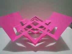 6- dobleces paralelos al central