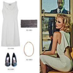 Get some gorgeous today! Mix Match, Ootd, Dresses, Fashion, Feminine Fashion, Women, Vestidos, Moda, Fashion Styles