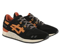 Onitsuka Tiger - Gel-Lyte III black / tan