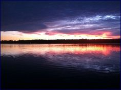 From Sunrise to Sunset *~ So Amazing *~ Sunset On Chickamauga Lake *~