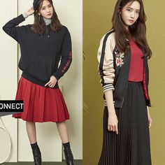 H:CONNECT 2016 F/W Collection #YoonA #limyoona #GirlsGeneration #GG #SNSD #임윤아 #윤아 #소녀시대