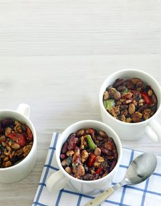 Turkey Chili and other tailgating recipe ideas here