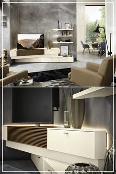clever und platzsparend die eckl sung media corner von. Black Bedroom Furniture Sets. Home Design Ideas