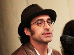 Bruno Bichir con un Trilby, ca.2013 #Hat #Cinema #Style