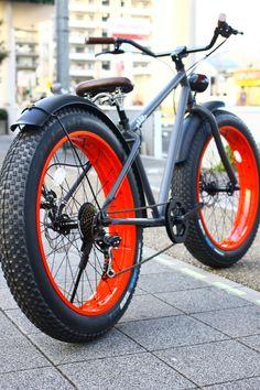ファットバイク・クルーザー風カスタム!|でらビーチクルーザー・クルーザーバイク日記 Fat Bike, Bicycle Sidecar, Tandem Bicycle, Chopper Motorcycle, Motorcycle Design, Bmx, Lowrider Bicycle, Commuter Bike, Cargo Bike