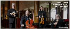 """""""The West Cork Chamber Music Festival is one of the leading chamber music events in Europe, attracting local, national and international audiences alike. West Cork, Festival 2016, Live Events, Festivals, Competition, Music, Musica, Musik, Muziek"""