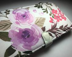 Check out Purple rose Wallet Phone Case iPhone Galaxy LG HTC Google Motorola credit card cash pocket magnetic closure on superpowerscases