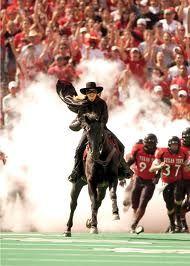 Texas Tech Masked Rider