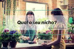 Defina seu nicho de mercado! #entrepreneurship #empreendedorismo