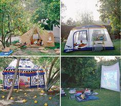 romantic kid tents