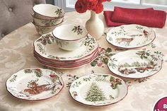 Thanksgiving In Our Home with Better Homes and Gardens - Preparing our holiday home and table with BHG serving pieces and home decor, available at Walmart! Christmas Open House, Cottage Christmas, Christmas Dishes, Christmas Coffee, Christmas Kitchen, Christmas Items, Christmas Home, Xmas, Christmas Holidays