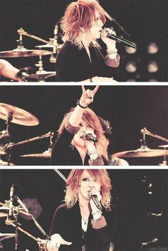 The GazettE Ruki