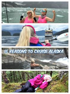 15 Reasons to Take a Small Ship Cruise in Alaska. The Last One is Life Changing. http://luggageandlipstick.com/cruise-alaska/