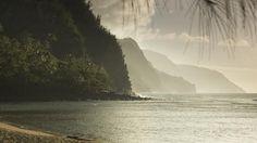 Na Pali coast, Ke'e Beach./ top 10 things in kuai