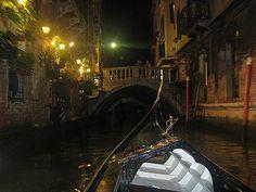 Venezia, I should go before it sinks. Hahaha.