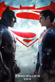 "New video focuses on Batman, the ""one-man reign of terror""; new poster asks, ""Who Will Win?"""