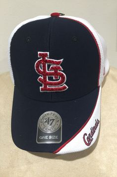 A personal favorite from my Etsy shop https://www.etsy.com/listing/399889317/st-louis-cardinals-white-blue-and-red