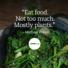 Great advice from one of our food heroes! #eatclean #local #sustainable